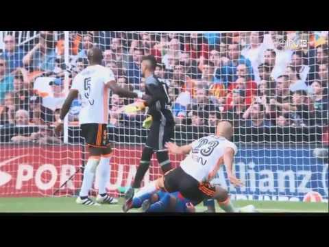 Valencia 2 3 Barcelona Extended English Commentary Highlights أهداف مباراة برشلونة وفالنسيا
