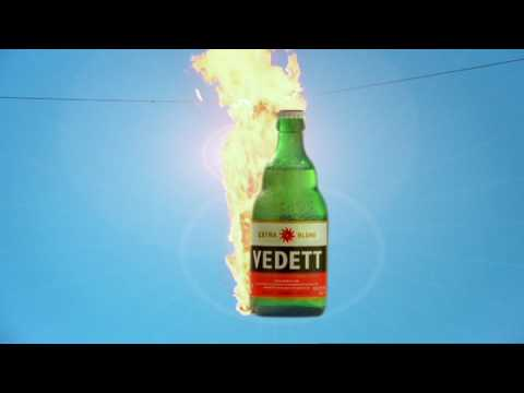 Vedett 'Live' Extra Blond