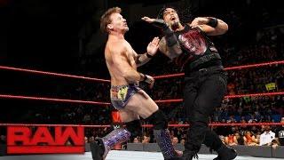Nonton Roman Reigns Vs  Chris Jericho   United States Championship Match  Raw  Oct  31  2016 Film Subtitle Indonesia Streaming Movie Download