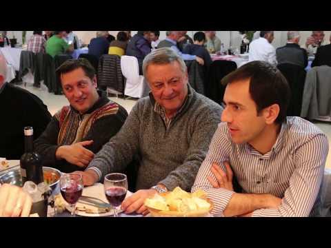 El Intendente Pablo Petrecca agasajó a la prensa local
