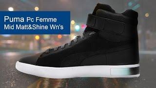 Puma Pc Femme Mid Matt&Shine Wn's - фото