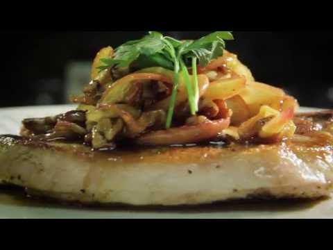 Savor Door County - Cinnamon Apple Pork Chops