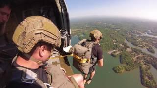 Video U.S. Army Ranger Water Jump MP3, 3GP, MP4, WEBM, AVI, FLV Desember 2018