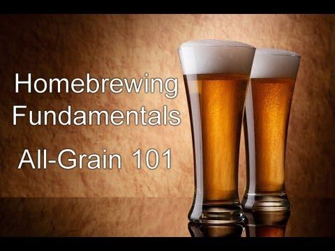 Homebrewing Fundamentals – All-Grain Brewing Basics
