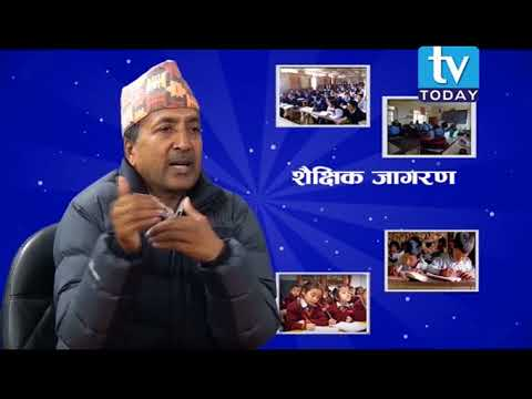 (Narayan Prashad Sigdel Talk Show On TV Today Television ...25 min.)