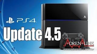 A Sony liberou hoje o update 4.50 para o PS4 que finalmente permite usar um HDD externo no console. Mas é necessária uma configuração antes de sair usando seu drive para expandir o armazenamento do vídeo game, então mostramos neste vídeo como fazer!Além do suporte ao HDD externo, o novo update traz também a possibilidade de escolher seus próprios planos de fundo para a interface e o famoso Boost Mode para o PS4 Pro, recursos também comentados no vídeo, confira acima!http://adrenaline.uol.com.br/2017/03/09/48693/como-ligar-um-hdd-externo-ao-seu-ps4-com-depois-do-novo-update-4-50/