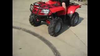 6. 2008 ARCTIC-CAT 400 4X4 $3400 FOR SALE WWW.RACERSEDGE411.COM