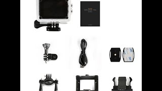 Video How to use all sorts of accessories of your action camera? MP3, 3GP, MP4, WEBM, AVI, FLV Februari 2019