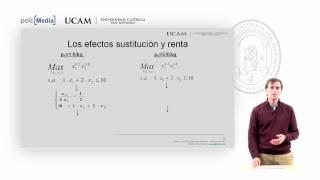 Microeconomía I - La Teoría De La Demanda (6) - Alfonso Rosa García