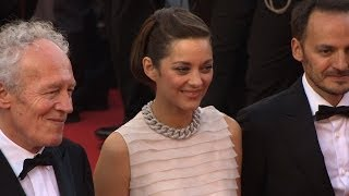 Nonton Marion Cotillard At  Two Days  One Night  Deux Jours  Une Nuit   Red Carpet Film Subtitle Indonesia Streaming Movie Download