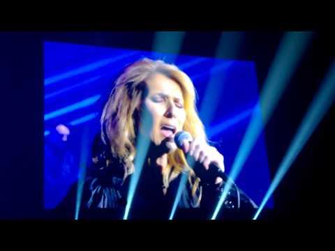 Céline Dion - Pour Que Tu M'aimes Encore - Live in Berlin, 23/07/2017 HD
