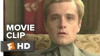 Nonton The Hunger Games  Mockingjay   Part 1 Movie Clip  3   Peeta Warns Katniss  2014    Movie Hd Film Subtitle Indonesia Streaming Movie Download