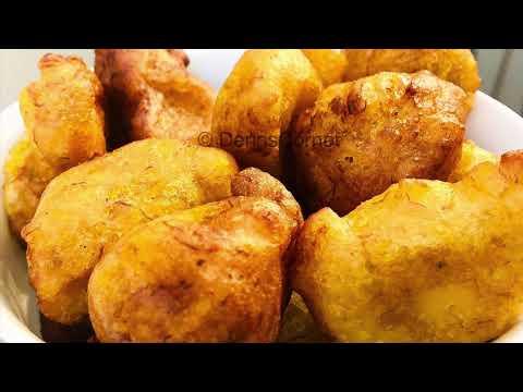 plantain Mosa/Masa - Nigeria Small Chops and Finger food recipe