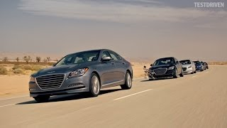 Badass Hyundai Car Test