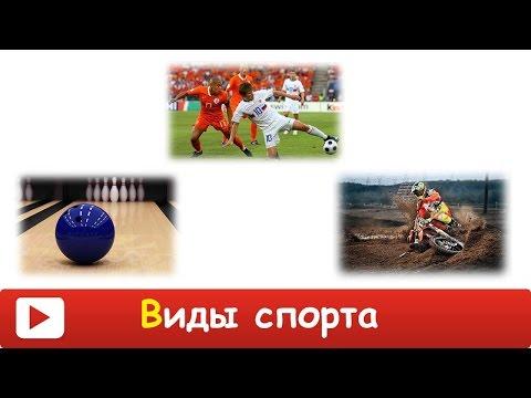 [ ВИДЫ СПОРТА для ДЕТЕЙ ] Развивающий мультфильм про спорт ИЗУЧАЕМ СПОРТ … видео