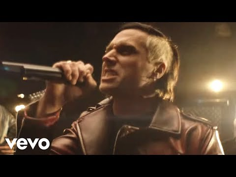 Three Days Grace - The Mountain (Official Video) (видео)
