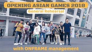 Download Video OPENING ASIAN GAMES 2018: MERINDING! (Nobar GR bareng ONFRAME) MP3 3GP MP4