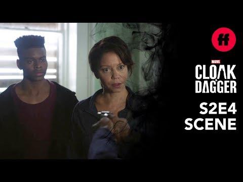 Marvel's Cloak & Dagger Season 2, Episode 4 | Adina Protects Her Son | Freeform