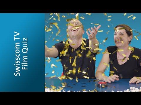 Swisscom TV Film-Quiz  Blockbuster Edition
