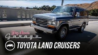 Late 80's Toyota Land Cruisers - Jay Leno's Garage by Jay Leno's Garage
