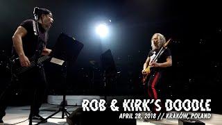 """Metallica zagrała """"Wehikuł czasu"""" zespołu Dżem podczas koncertu w Krakowie!"""