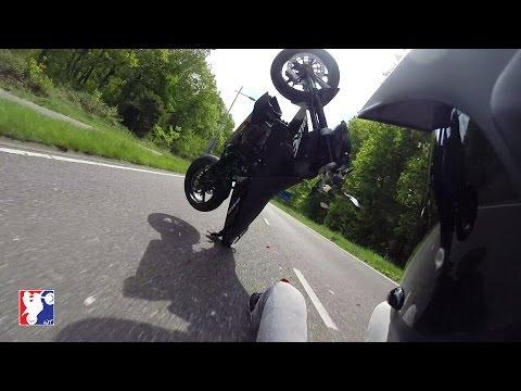 A nap videója: A hátsó fék hol marad?!