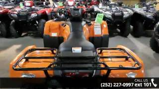 8. 2016 Honda FourTrax® Foreman® 4x4 Power Steering Rec/Ut...