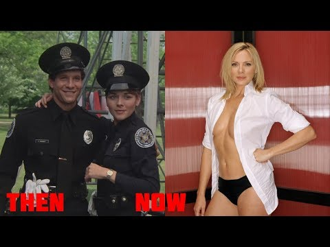 Police Academy CAST THEN and NOW | Real Name