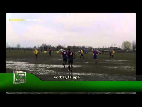 Fotbal, la apă