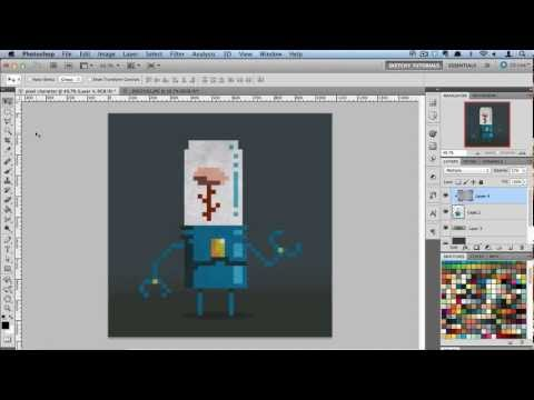 Guide To Pixel Art - Magazine cover