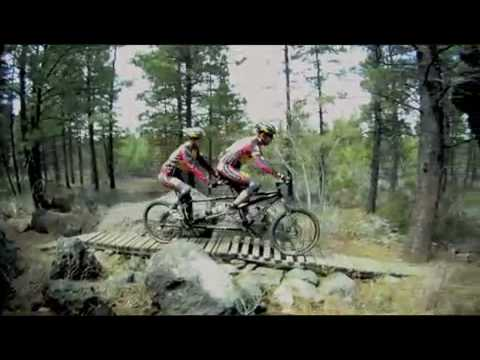 WebCyclery.com Tandem Mountain Bike Video