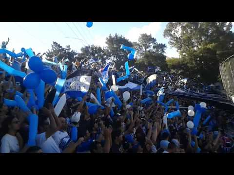 Almagro 4 vs Moron 0 - Recibimiento de Almagro - La Banda Tricolor - Almagro