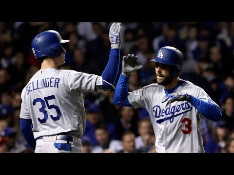 "Video: Dodgers wouldn't be here without ""good stories"" like Bellinger, Taylor"