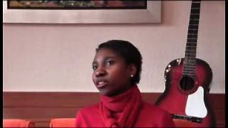 Inés Ndjoli: de Guinea a España (2)
