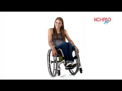 wheelchair - Welcome to Episode 1 of a How To video series presented by NCHPAD with the help of Mary Allison Cook, a wheelchair user for the past 23 years. She will leads...