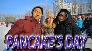Video Hari Pancake di Rusia - 2018 #vlog MP3, 3GP, MP4, WEBM, AVI, FLV Januari 2019