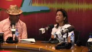 Alexandra Matos nos comenta en #ElSoldelaMañana resumen del #RadioMaratónZol amigos contra el cán