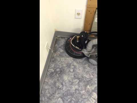 Carpet cleaning (видео)