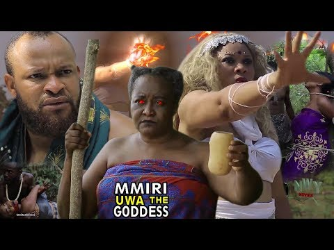 Mmiri Uwa The Goddess 1&2 - 2018 Latest Nigerian Nollywood Movie/African Movie/Epic Movie Full Hd