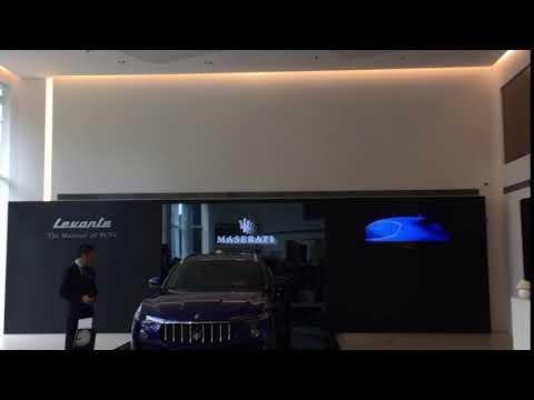 2018年式Maserati   Levante 磅礡登台