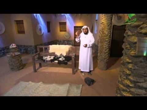 الحلقة [25] برنامج عائشة د.إبراهيم الدويش
