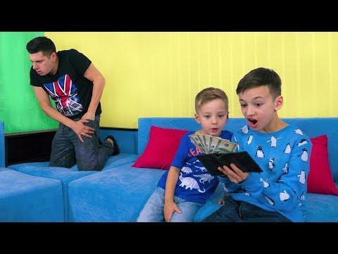 Как Детям ЗАРАБОТАТЬ На то Что ХОЧЕТСЯ? (видео)