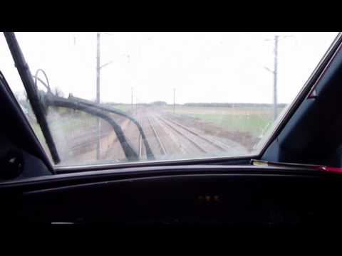Vitesse Limite...en cabine...TGV Atlantique (Part 2) - The Train Trip (Part 8)