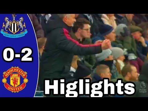 Hasil liga Inggris tadi malam. Newcastle vs Mu 0-2.