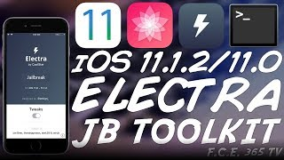 iOS 11.1.2/11.0 Electra Jailbreak Toolkit RELEASED! | Themes and Tweaks on iOS 11