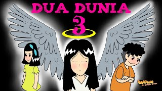 Video Kartun Lucu - Dua Dunia Tiga - Kartun Hantu Indonesia - Animasi Indonesia MP3, 3GP, MP4, WEBM, AVI, FLV Februari 2019