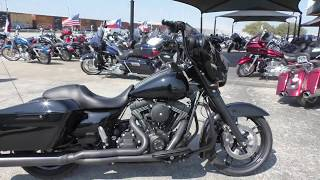 7. 693388 - 2015 Harley Davidson Street Glide   FLHX - Used motorcycles for sale