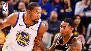 Warriors vs Suns | Full Game Recap: GSW & PHX Battle Back And Forth