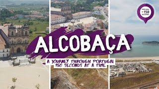 Alcobaca Portugal  City pictures : Portugal in 150 Seconds - Alcobaça (2016)