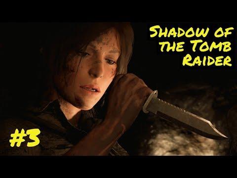 Shadow of the Tomb Raider | Crash Landing